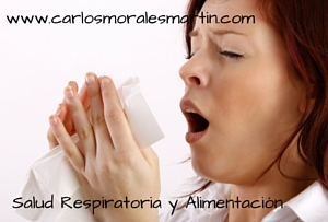Salud Respiratoria y Alimentación